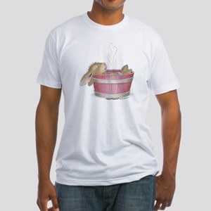 HappyHoppers® - Bunny - Fitted T-Shirt