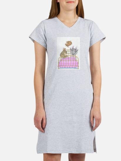 HappyHoppers® - Bunny - Women's Nightshirt