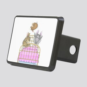 HappyHoppers® - Bunny - Rectangular Hitch Cover