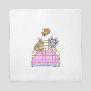HappyHoppers® - Bunny - Queen Duvet