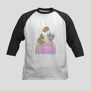 HappyHoppers® - Bunny - Kids Baseball Jersey