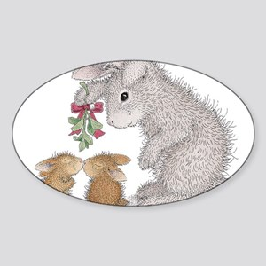 Bunny Kisses Sticker