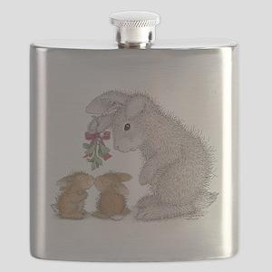 Bunny Kisses Flask