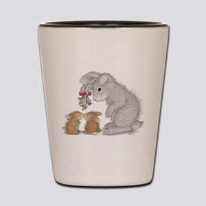 Bunny Kisses Shot Glass