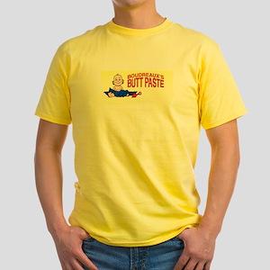 Butt Paste Ash Grey T-Shirt