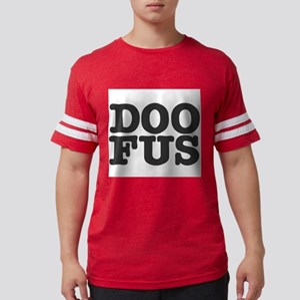 DOOFUS! Mens Football Shirt
