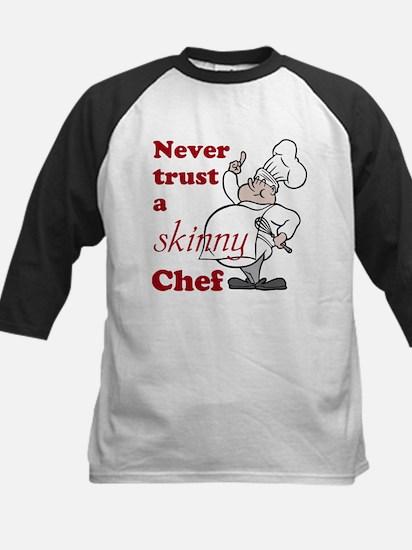 Skinny Chef Baseball Jersey