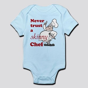 Skinny Chef Body Suit