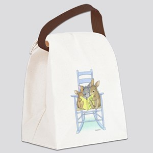 Tall Tales Canvas Lunch Bag