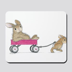 Wagon Ride Mousepad