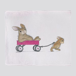 Wagon Ride Throw Blanket