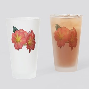 Rhododendrons Drinking Glass