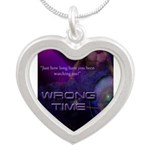 new wrong time with cleaned up edges Silver Heart