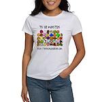 'Tis The Monsters Women's T-Shirt