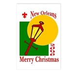 New Orleans Christmas 2006 Postcards (Package of 8
