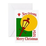 NOLa Christmas 2006 Cards (Pk of 10)