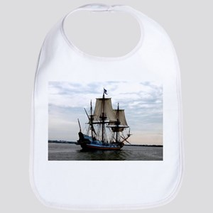 Ship on the Potomac River Bib