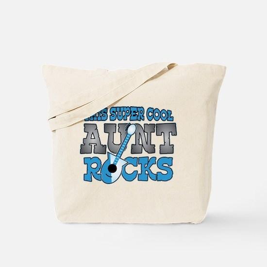 Aunt Rocks Tote Bag