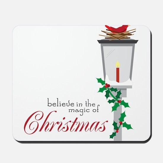 Magic of Christmas Mousepad