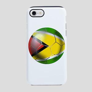 Guyana Football iPhone 7 Tough Case
