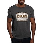 Zion National Park Dark T-Shirt