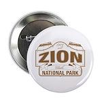 """Zion National Park 2.25"""" Button"""