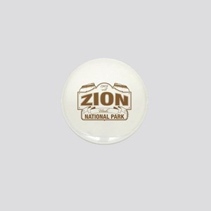 Zion National Park Mini Button
