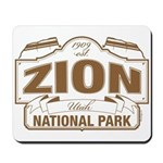 Zion National Park Mousepad