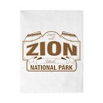 Zion National Park Twin Duvet