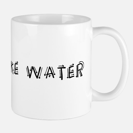 Like Water Mug