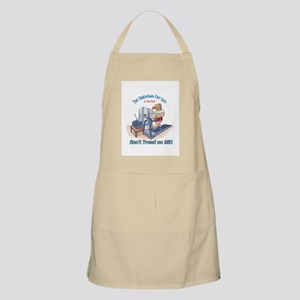 The Unknown Fat Guy - Don't tread on Me ! Apron