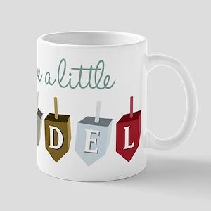 Little Dreidel Mug