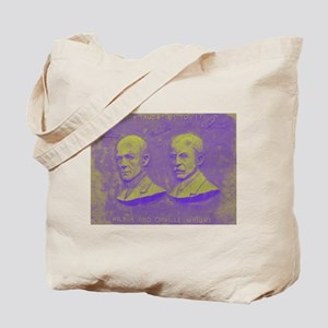 Wright Brothers Pop Art Tote Bag
