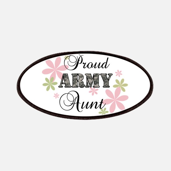 Army Aunt [fl camo] Patches