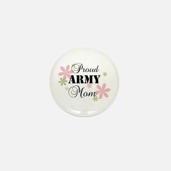 Army Mom [fl] Mini Button