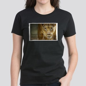 Becoming a Lioness T-Shirt