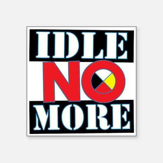 IDLE NO MORE Sticker