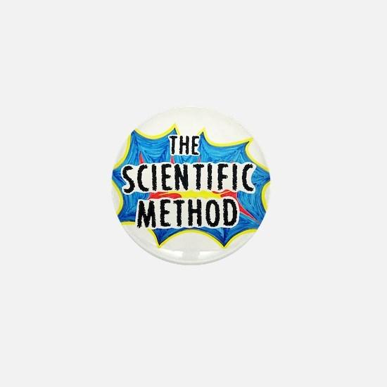 Scientific Method Mini Button