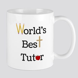 World's Best Tutor Mugs