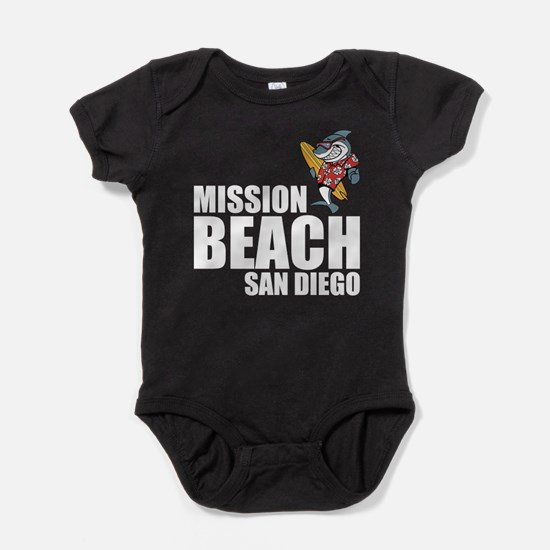 Mission Beach, San Diego Body Suit