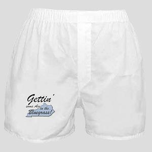 Gettin some Ass Boxer Shorts