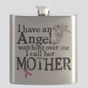 8-mother angel Flask