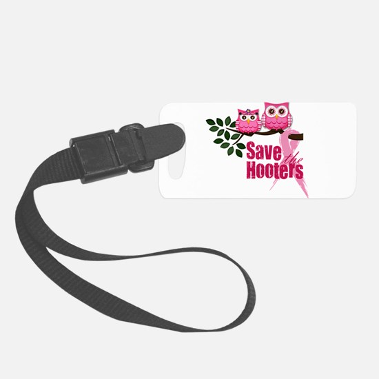 hooters copy.png Luggage Tag