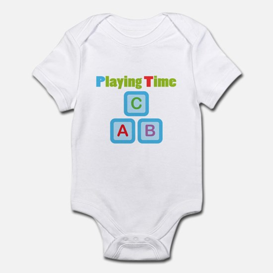 Playing Time Body Suit