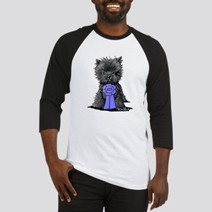 Best In Show Affenpinscher Baseball Jersey