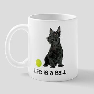 Scottish Terrier Life Mug