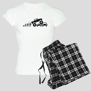 Monster Truck Women's Light Pajamas
