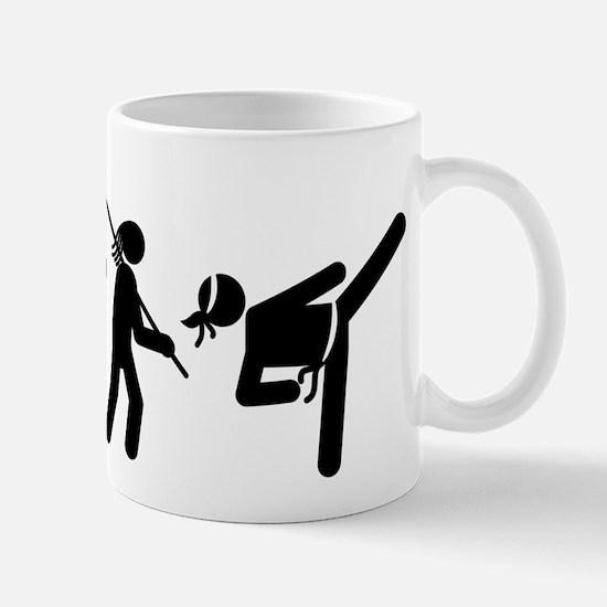Martial Arts Mug