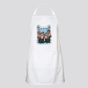 Lead Section BBQ Apron