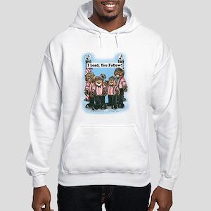 Lead Section Hooded Sweatshirt
